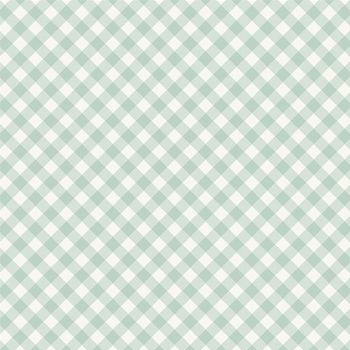 Riley Blake - Joy In The Journey 100% Cotton Fabric - Mint Check