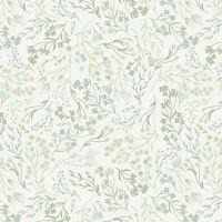Art Gallery Fabrics - Vert Fusion 100% Cotton Fabric - Windswept Vert