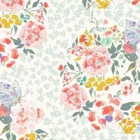 Art Gallery Fabrics - Eve 100% Cotton Fabric - Jardin Delicate