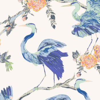 Art Gallery Fabrics - Eve 100% Cotton Fabric - Herons Wisdom