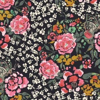 Art Gallery Fabrics - Eve 100% Cotton Fabric - Jardin Robust