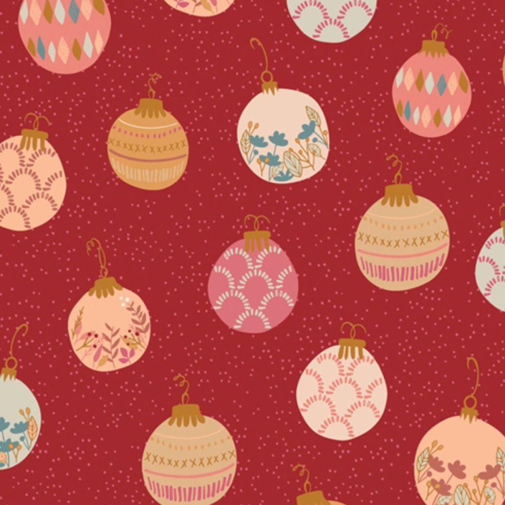 PRE ORDER Art Gallery Fabrics - Cozy & Magical 100% Cotton Fabric - Deck Th