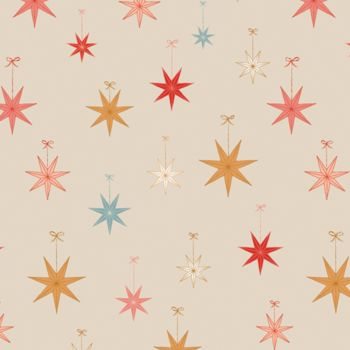 Art Gallery Fabrics - Cozy & Magical 100% Cotton Fabric - Let it Glow