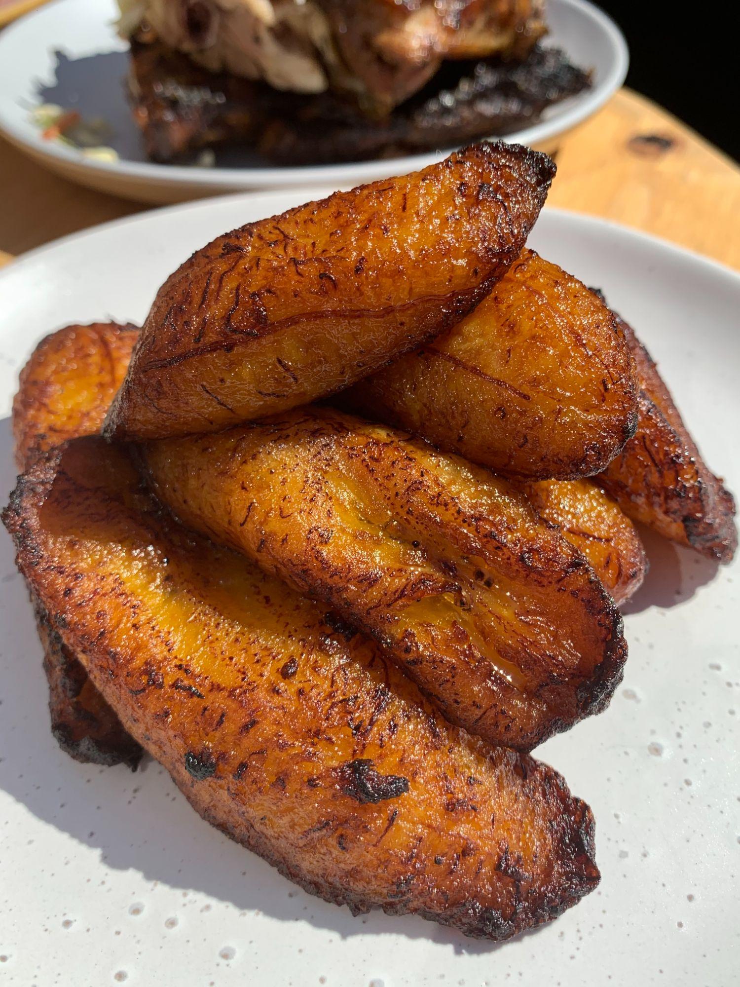 Jamaican Fried Plantain and Caribbean Food Perth, Western Australia