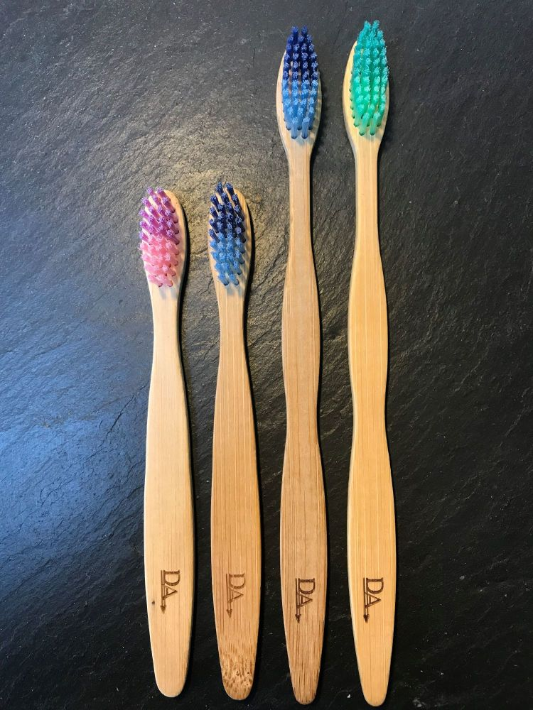 Kiddies Bamboo Toothbrush