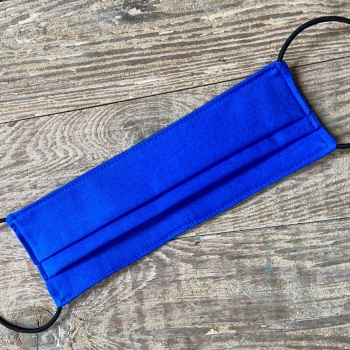 Reusable Face Mask - Royal Blue