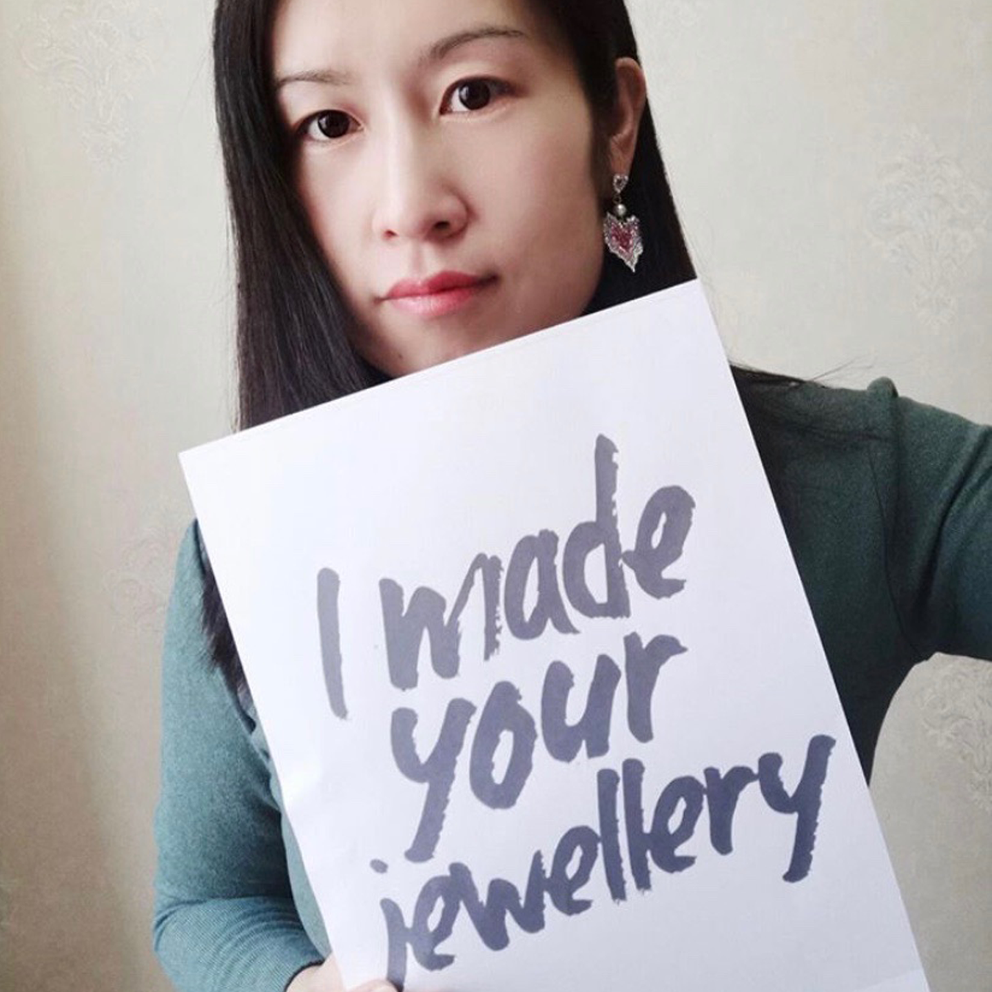 Meet the team at Xander Kostoma - Lydia, Jewellery Production Manager