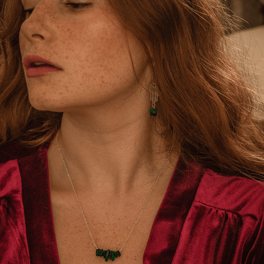 Malachite Jewellery