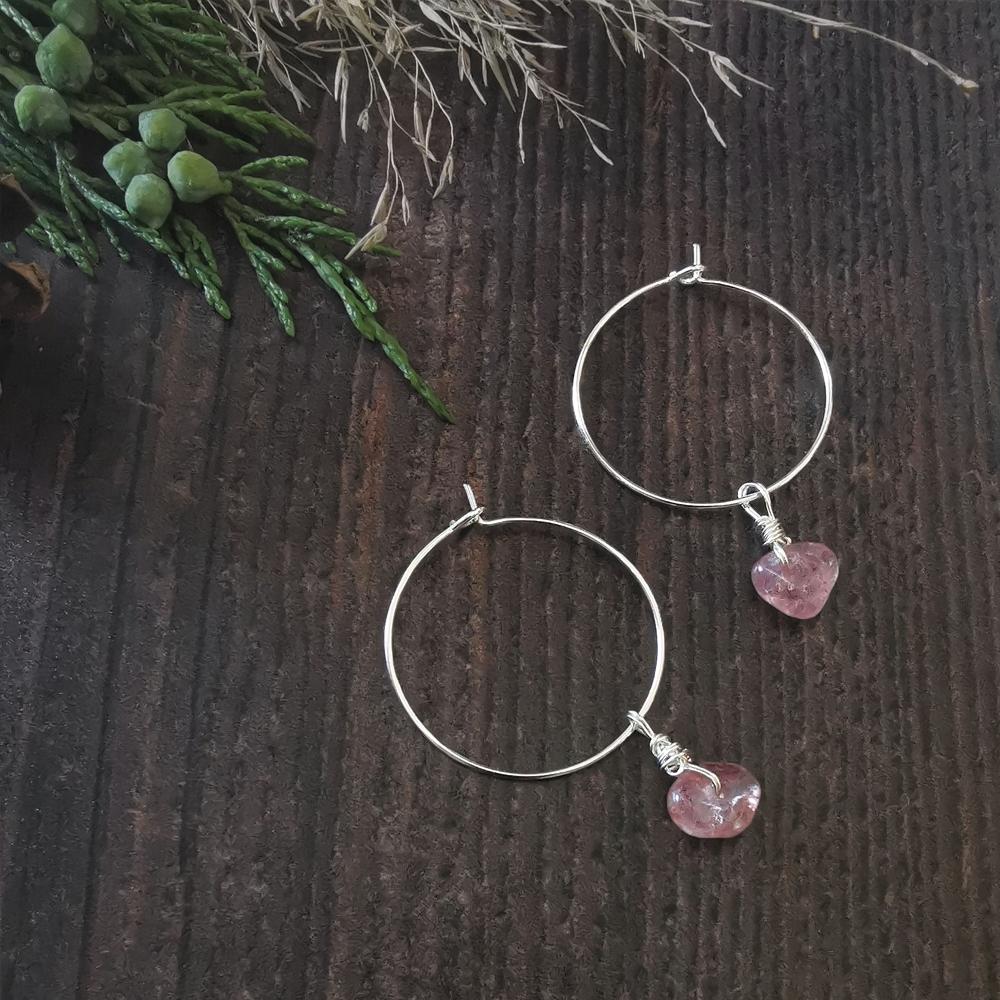 Strawberry Quartz Jewellery