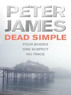 peter james book