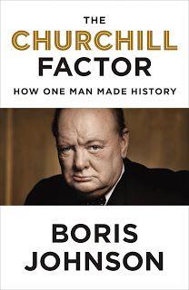 boris johnson book