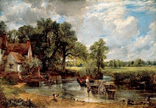 haywain by constable