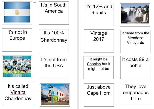 argentinian wine clues