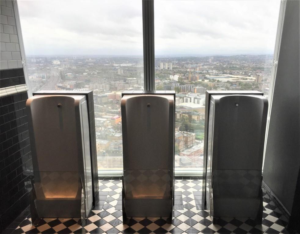 Shard toilets
