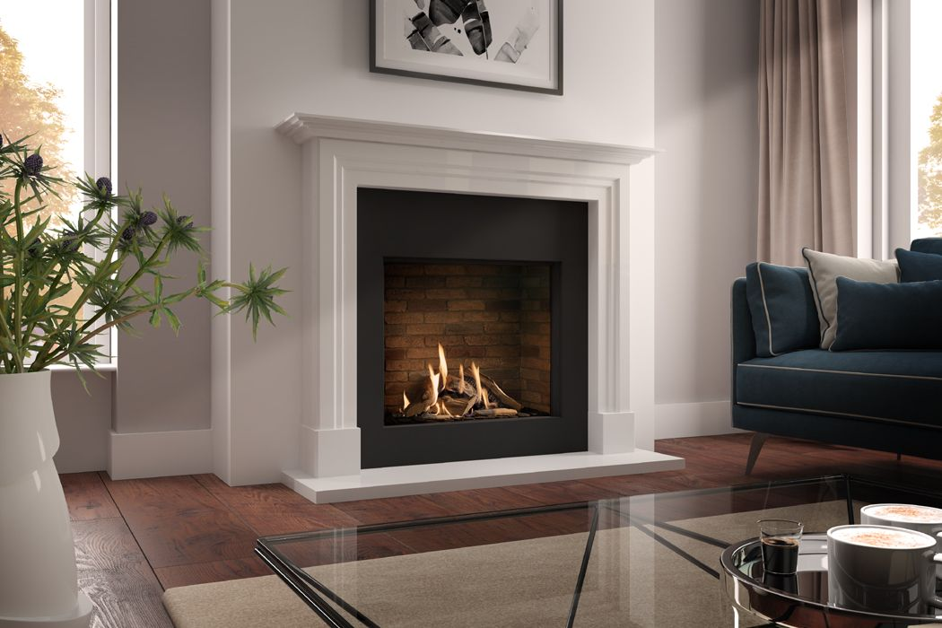 Global 70XT gas fire
