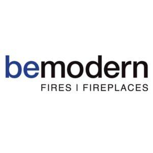 be modern logo
