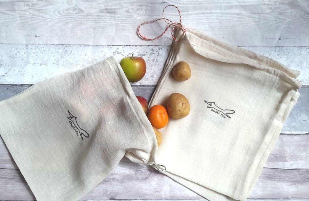3 Medium 'Anything you like' bags