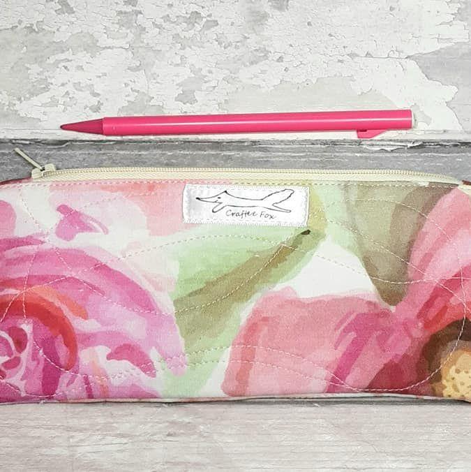 'Summer Bliss' Slim, rectangle pouch