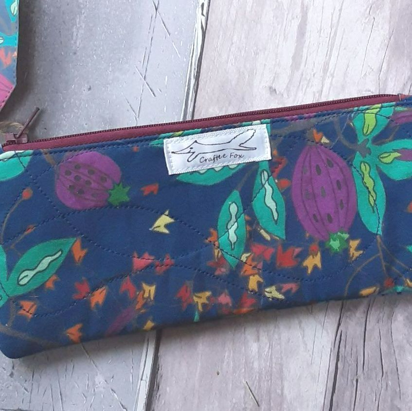 Cotterell Cottage rectangle pouch