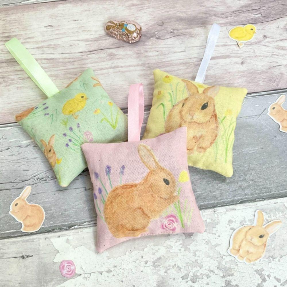 Rabbit lavender bags