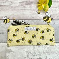 Bee slimline pouch