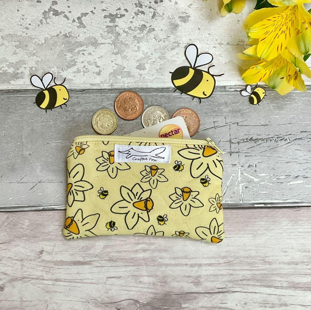 Mini Daffodil purse