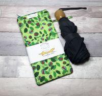 Green Vine Brolly Bag