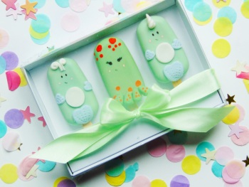 Sea life popsicle gift set