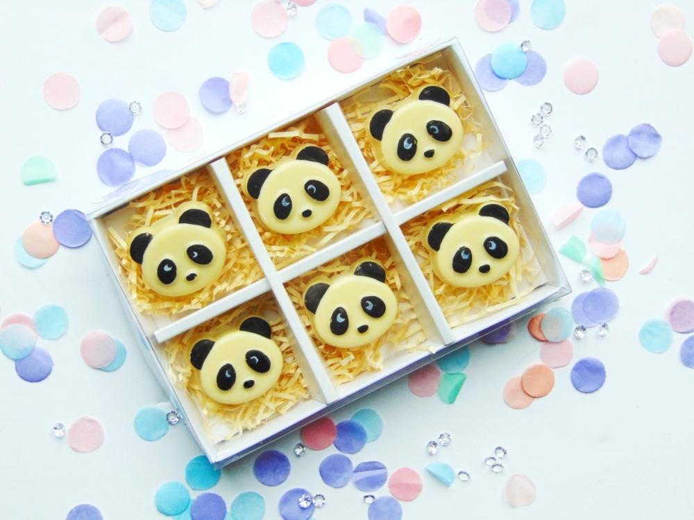 Panda mini Oreos