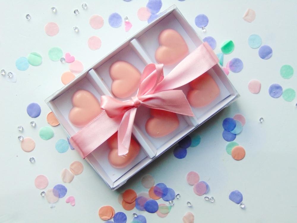 Heart mini Oreos