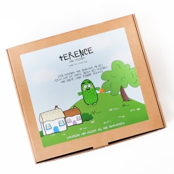 Terence & friends cake pop story box