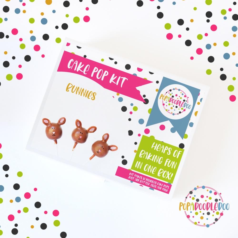 Bunny Cake pop kit