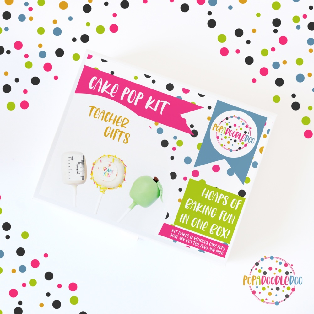 Easter nest cake pop kit