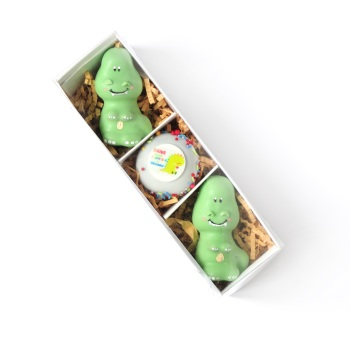 Rawr means I love you cake pops