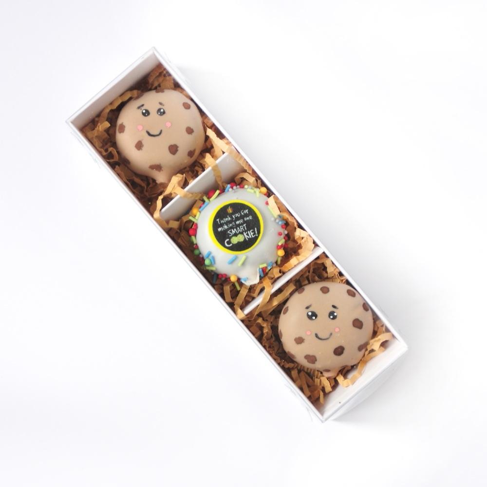 Smart cookie cake pop set