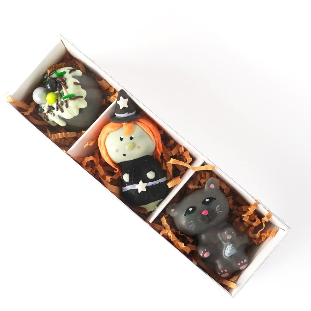Witch cake pop set