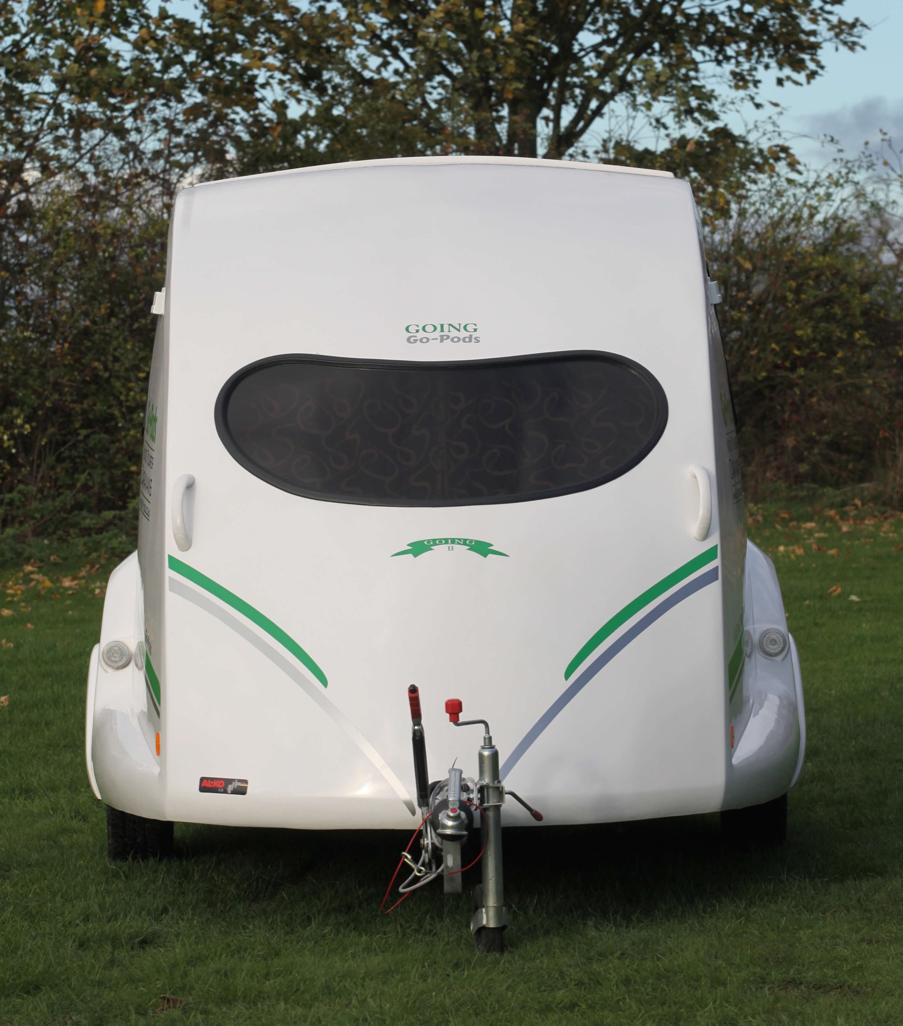 Go-Pods. The 2 berth micro tourer caravans 11