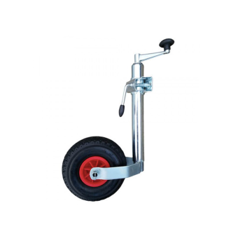 Inflatable Jockey Wheel