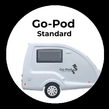 01. Standard Go-Pod - 12.995,00 € - Kaution 1000 €