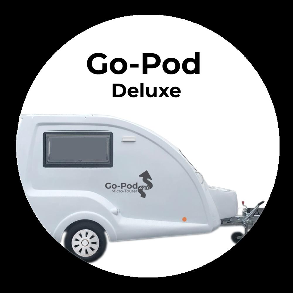 02. Deluxe Go-Pod - € 14,995.00 - Depósito € 1000