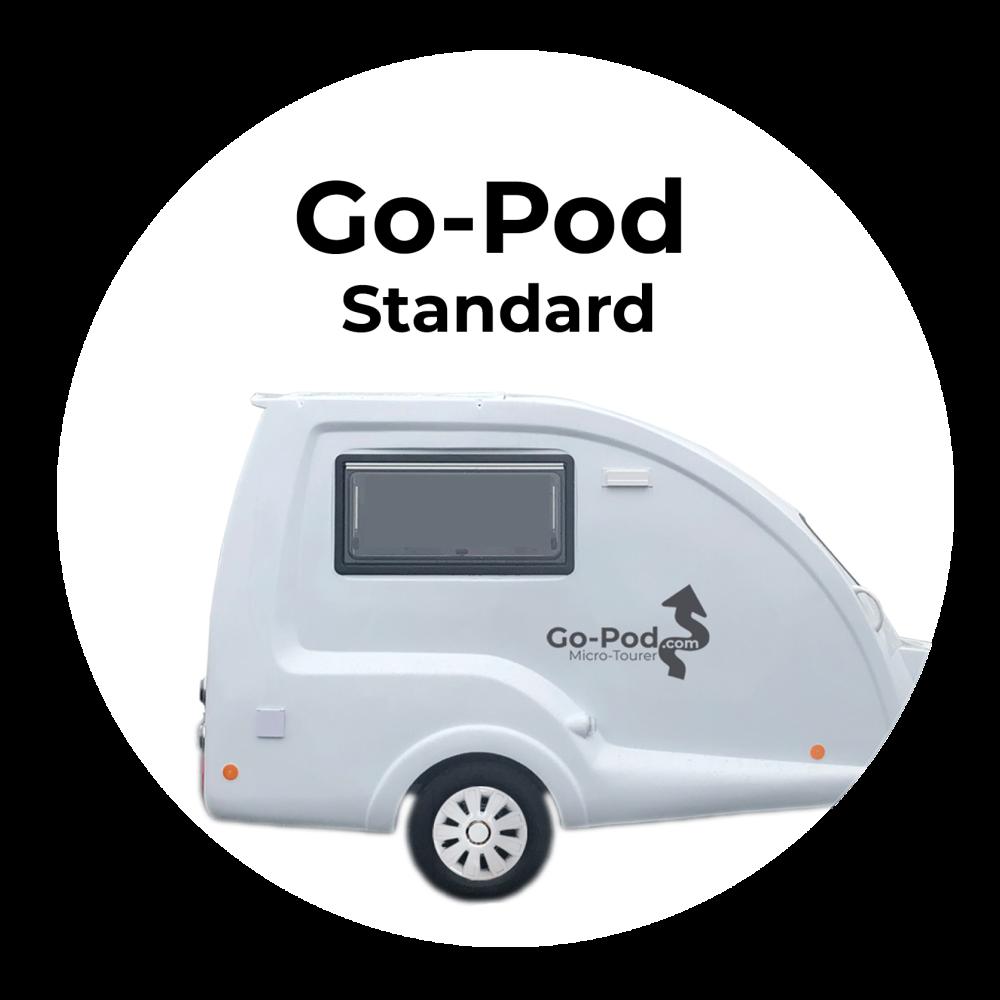 01. Go-Pod estándar - € 11,995.00 - Depósito € 1000
