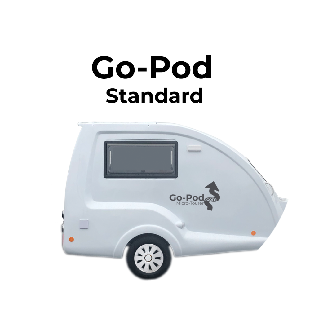 01. Go-Pod padrão - 11.995,00 € - Depósito € 1000