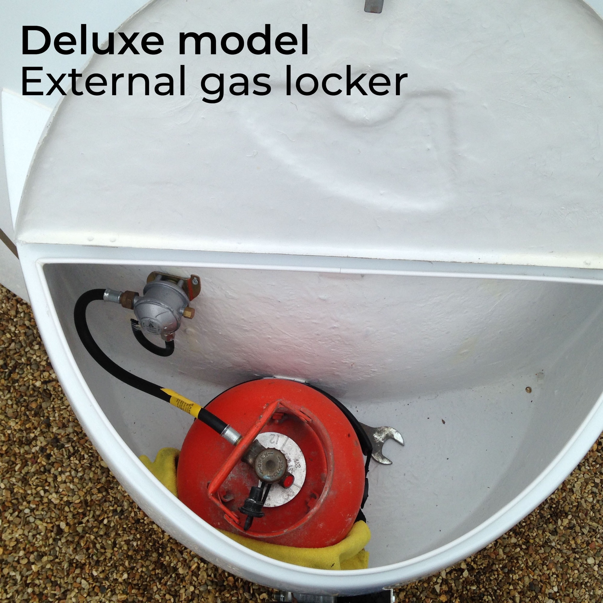 External Gas Locker - Go-Pod.com