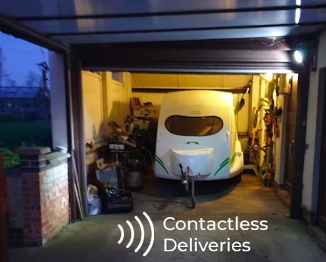 Go-Pods contactless delivery