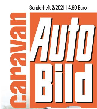 Auto Bild Magazine