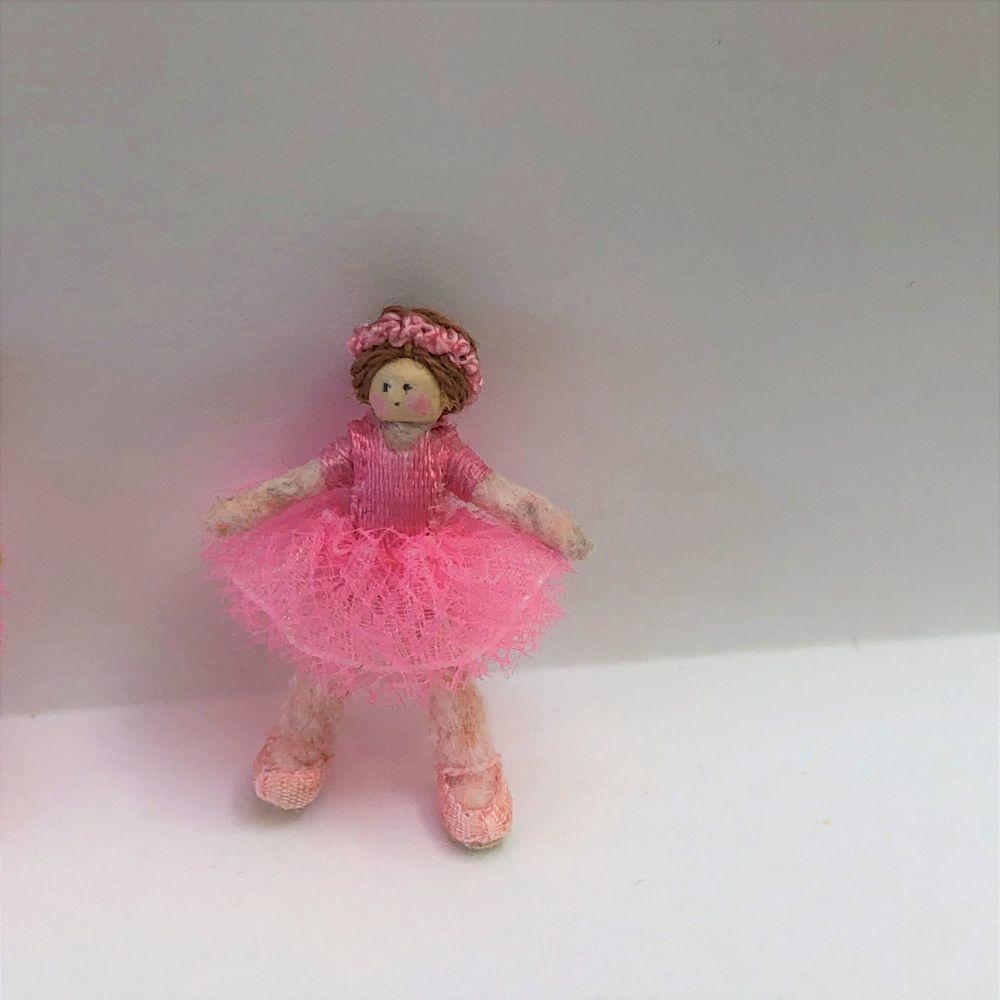 Ballet Dancer Pink