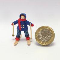 Skier Doll