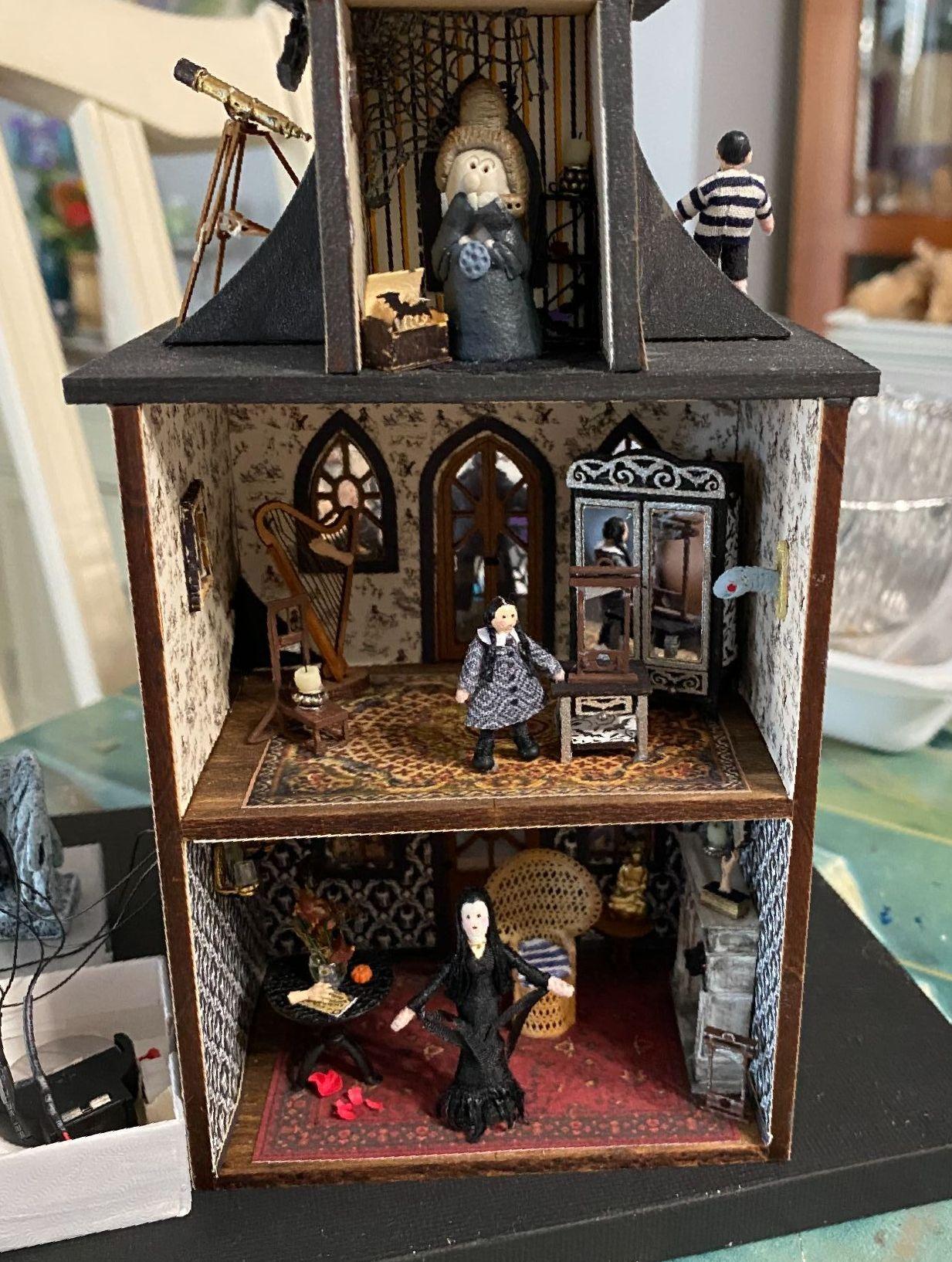 Addams Family 1/48th