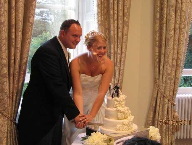 su woodgates real cake photo