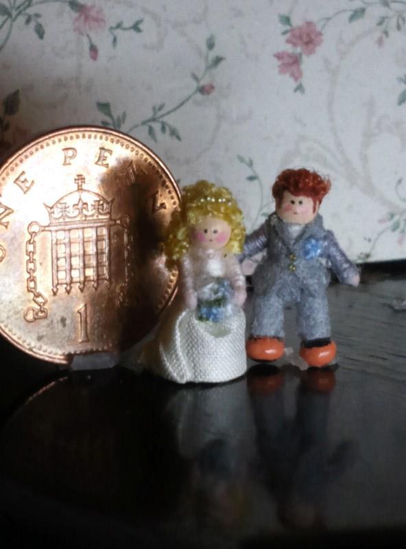 Tiny Bride Groom Angela 8